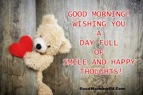 Cute Good Morning Msg