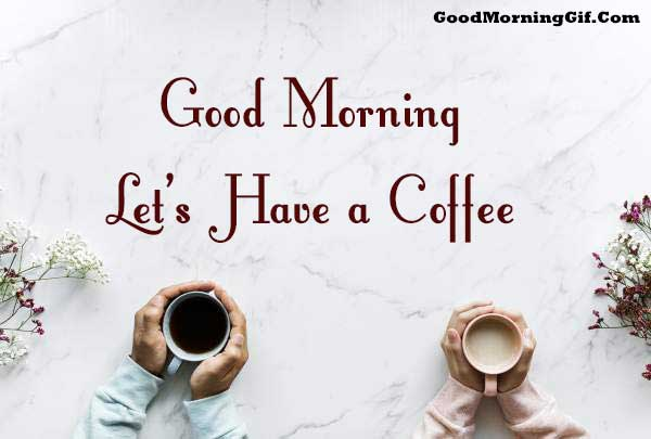 Good Morning Love Coffee Images