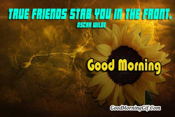 Good Morning for Best Friend