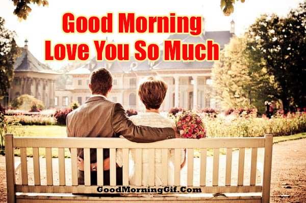 Goodmorning Love Image