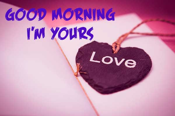 Image of Good Morning for Love