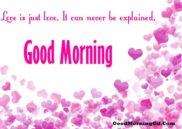 Love Good Morning Msg