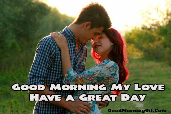 Romantic Good Morning Images for Boyfriend