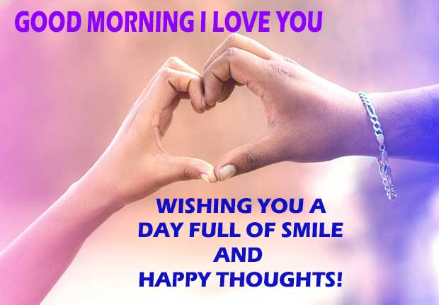 Romantic Good Morning Msg