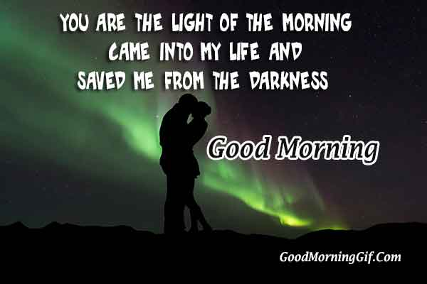 Romantic Good Morning SMS