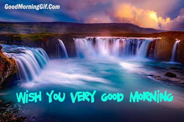 Wish You Very Good Morning