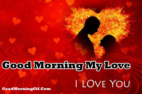 Romantic Good Morning Pics